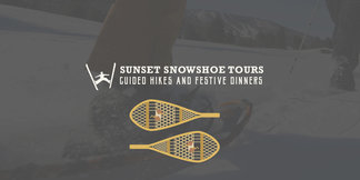 Sunset Snowshoe Tours & Dinners ©Enjoy a 3.2 mile guided snowshoe hike from the summit of Windham Mountain, followed by a delicious meal at SEASONS.