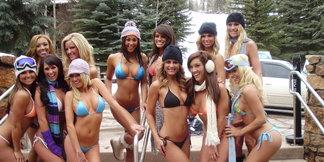 Aspen Bikini Competition