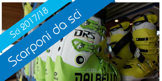 Scarponi da sci 2018 (uomo) ©Skiinfo.it
