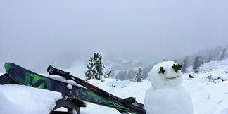 Wraca zima: w Alpach spadło do 65 cm śniegu! ©Hochötz Facebook