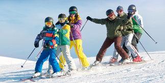 Hurá na sjezdovku: Lyžování v Bavorsku si užije celá rodina ©Bayern Tourismus