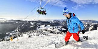 Słowacja: rusza Chopok, Strbskie Pleso i Park Snow Donovaly ©PARK SNOW Donovaly