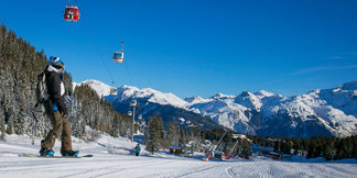 Snapshot: Five of the best French ski resorts ©Courchevel Tourisme