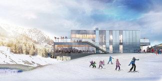Les nouveautés de l'hiver 2017/2018 en station