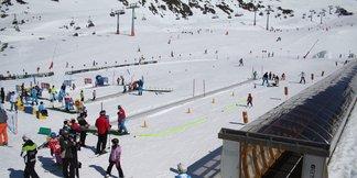 Five of the best ski holidays with childcare ©Ski Kindergarten Ischgl