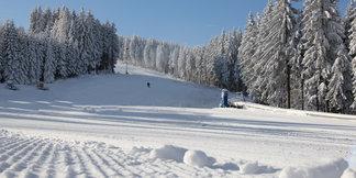 Fördermittelbescheid übergeben: Skigebiet in Oberhof wird ausgebaut ©© Jessica Senft | oberhof.de