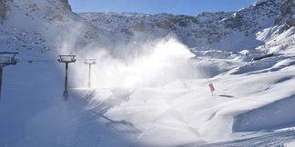 Ski alpin et ski nordique au programme dès ce week-end ©Station de Tignes