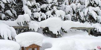 Kde najviac snežilo a koľko snehu napadlo? ©Val Thorens/Facebook