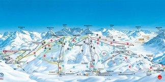 Novinka zimy 2017/18: Lanovka Dorfbahn Warth v Ski Arlberg ©Warth-Schröcken