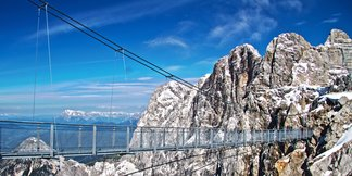 Fascinujúce vyhliadkové plošiny v Alpách ©Schladming-Dachstein