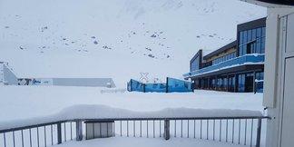 Sölden przyspiesza start pozalodowcowej części ośrodka ©Sölden Facebook
