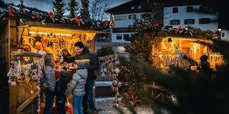 I mercatini di Natale dell'Alta Badia ©Altabadia.org