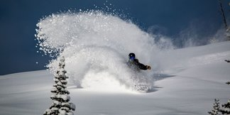 The Powder Is Stacking up in Jackson Hole ©Jackson Hole