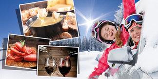 Faire ses courses sur la route des stations de ski ©Groupe Provencia