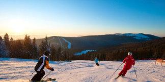 Šumava hlásí výborné podmínky pro lyžování a snižuje ceny!