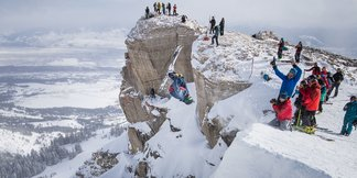 Snowiest Resort of the Week: 4.1-4.7 ©Jackson Hole