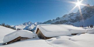 Schneebericht: Nach einigen Schneefällen sind nun eiskalte Luftmassen im Anmarsch! ©Johannes Netzer_Fotolia.com