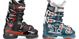 Sportovní all-mountain obuv: Nordica Promachine 130 GW a 115 W GW ©Nordica