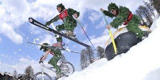 Ski, vtt et raft au programme de la Risoul Dévale ©Risoul Devale