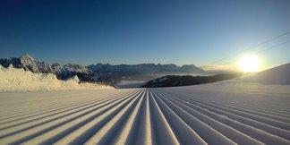 Schneebericht: Eiskalte Luftmassen im Anmarsch! ©https://www.facebook.com/Skicircus