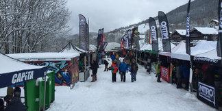 Snow  Avant-Première 2018 à La Clusaz ©SportAir