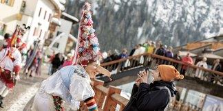I Carnevali alpini vanno in scena in Trentino! ©www.visittrentino.info