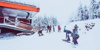 Święta i Sylwester na nartach w Zieleńcu ©Zieleniec Ski Arena