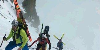 De Haute Route, ofwel van Chamonix naar Zermatt. - ©Katrien Aerts