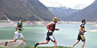 Hoffmann und Pircher sind Sieger des Ötzi Alpin Marathons 2018 - ©Ötzi Alpin Marathon