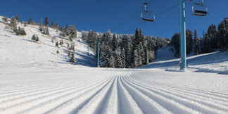 Brundage Mountain to Open Full Mountain  for Daily Operations Starting Friday, December 7 ©April Whitney