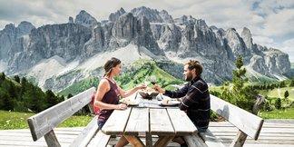 Alta Badia per buongustai: 8 appuntamenti estivi da acquolina in bocca ©Alta Badia/Andre Shoenherr