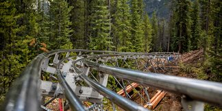 Ski Resort Mountain Coasters: Complete North American List ©Copper Mountain