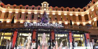 Les Orres partenaires de l'Intercontinental - Hôtel Dieu à Marseille ©Intercontinental - Hôtel Dieu de Marseille