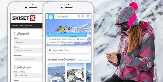 CheckYeti und Skiset kooperieren: Skiurlaub zu buchen wird noch einfacher ©CheckYeti.com
