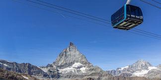 3S-Bahn in Zermatt eingeweiht: Historischer Tag in der Geschichte der Seilbahnen ©LEITNER ropeways