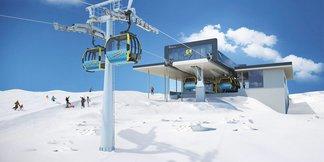 Nové lanovky, nové partnerstvá v lyžiarskych strediskách 2018/2019 ©https://www.mayrhofner-bergbahnen.com