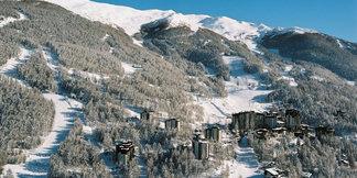 Ouverture du domaine skiable des Orres le 15 décembre  ©Facebook Les Orres