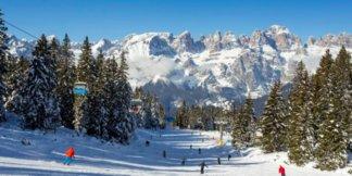 La neve fresca prolunga la stagione sciistica in Paganella ©Paganella Facebook