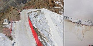 Ograniczenia dla narciarzy na lodowcu Pitztal, więcej otwartych tras w Sölden ©Österreichischer Alpenverein