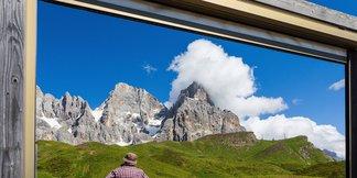 5 Rifugi facili da raggiungere in Trentino ©© Trentino -  T. Forin