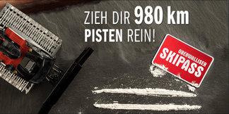 Umfrage: Umstrittene Werbekampagne in der Schweiz ©http://www.oberwalliser-skipass.ch/