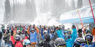 Opening Day Powder Turns Across North America ©Chris Segal, Snowbird