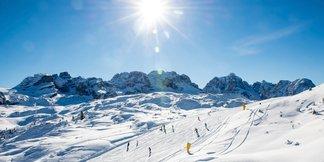 Dall'aeroporto alle piste: andare a sciare in Trentino è facile! ©Trentino - P. Bisti - Luconi