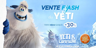 Vente flash YÉTI
