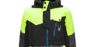 Veste de ski pour enfant Spyder Tordrillo - © Spyder