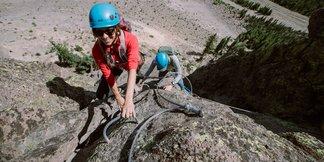 Mammoth Via Ferrata: Climbing Made Simple ©Peter Morning (Mammoth Mountain)