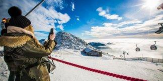 Predpoveď sľubuje silné sneženie, v Alpách až 90 cm prašanu ©TMR, a.s.