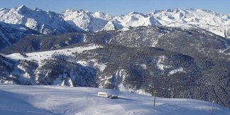 Incredible Snowfall Continues In The Pyrenees