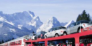 Ohne Auto auf die Piste: Die besten Skigebiete, um mit Bus und Bahn anzureisen ©Deutsche Bahn AG