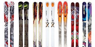 Skidtest 2012-2013 - 110 par skidor testad